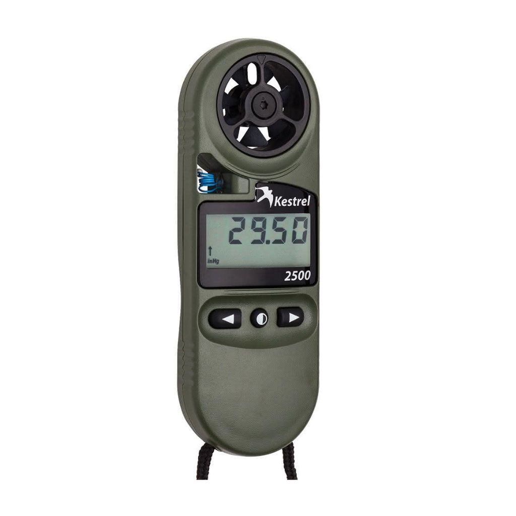 Kestrel 2500NV Weather Meter